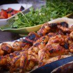 Маринад для шашлыка из курицы на кефире