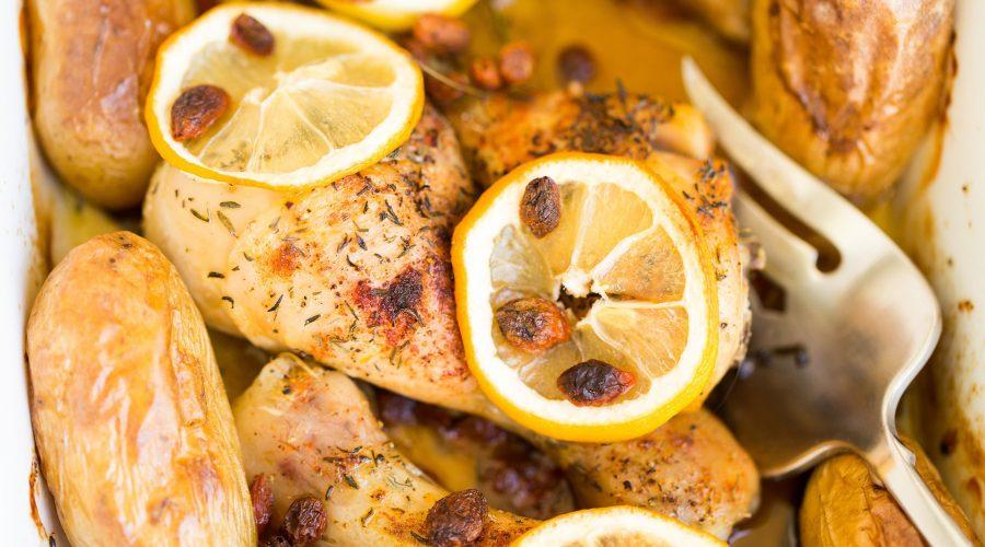 Рецепт шашлыка из курицы с лимоном