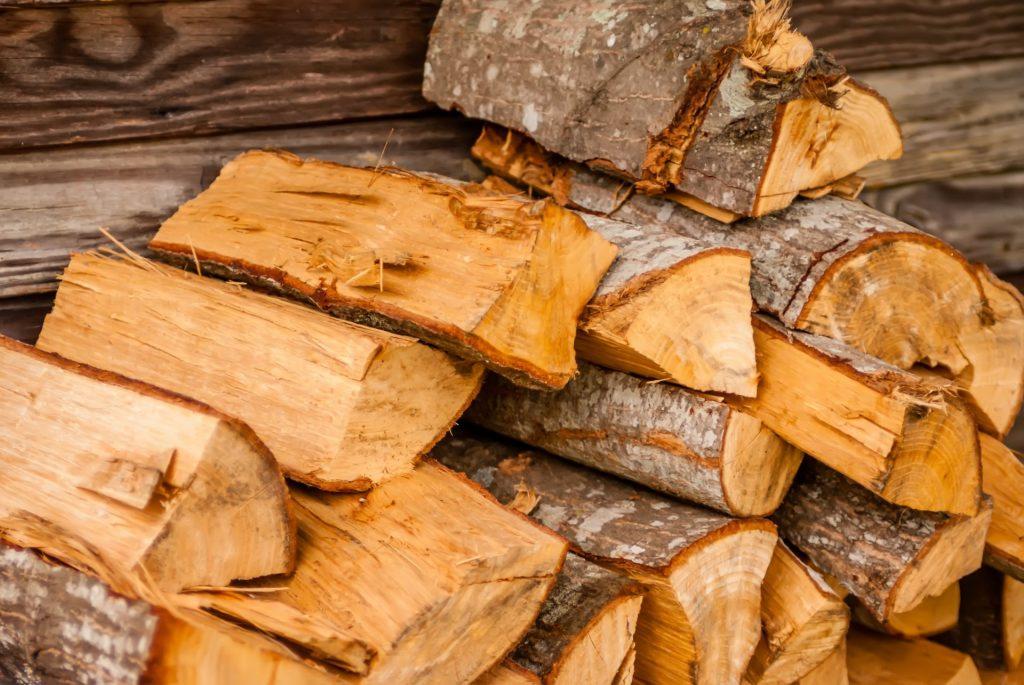 Березовые дрова для шашлыка